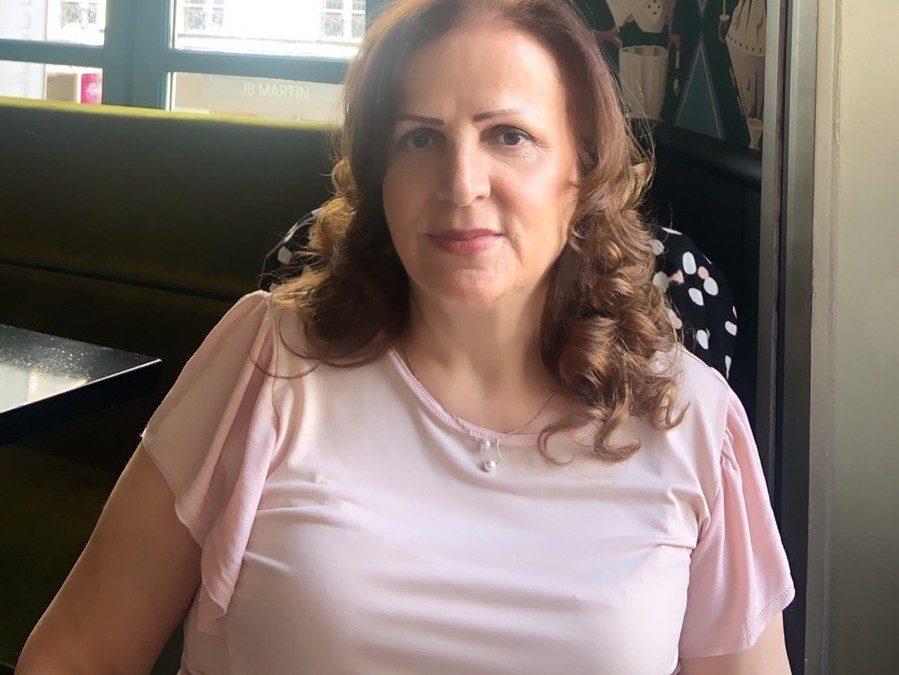 Jenik Esmaeili, a patient of 120 Acupuncture Clinic, in 2020
