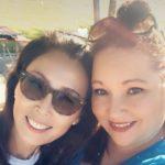 Michelle Hong and Monalisa Joseph
